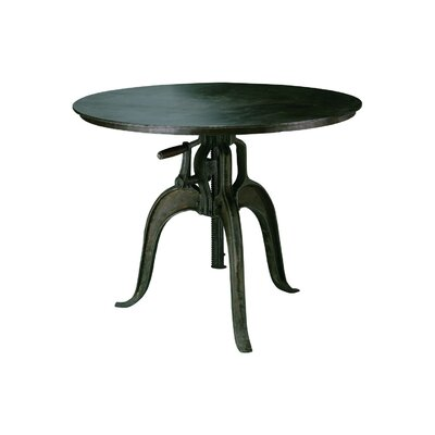 Elsea Crank End Table