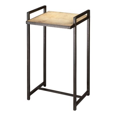 Vellum End Table Size: Small