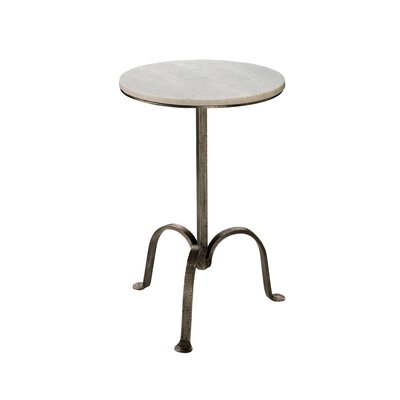 Left Bank End Table