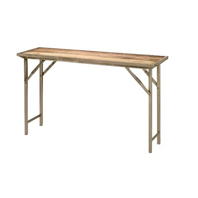 Cheap Jamie Young Company Campaign Folding Console Table (JCP1005)