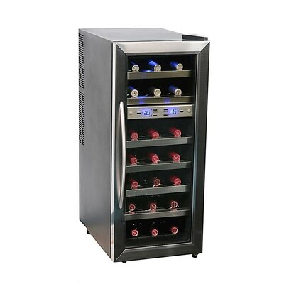 Whynter 21 Bottle Dual Temperature Zone Wine Cooler at Sears.com
