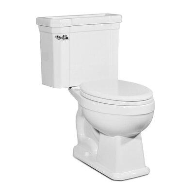 Richmond 1.28 GPF Elongated Two-Piece Toilet