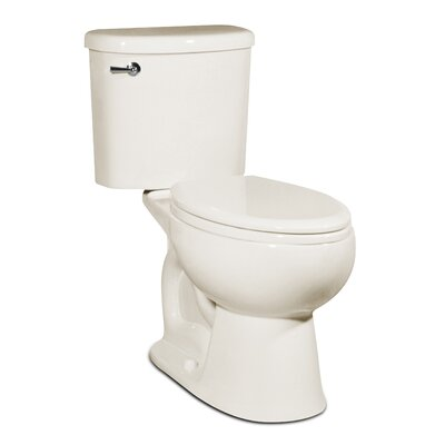 Palermo 1.28 GPS Elongated Two-Piece Toilet Finish: Balsa