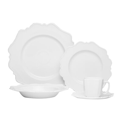 Pinpoint 20 Piece Dinnerware Set PP100-905/4