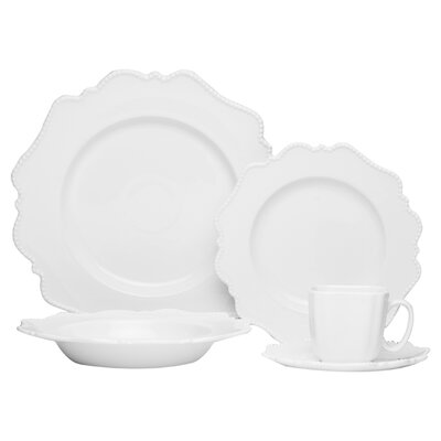 Pinpoint 5 Piece Place Setting, Service for 1 PP100-905
