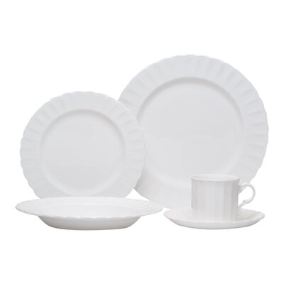 Yardley 5 Piece Place Setting, Service for 1 FY900-905