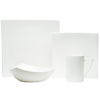 Extreme White 20 Piece Dinnerware Set, Service for 4 EW3400-905/4