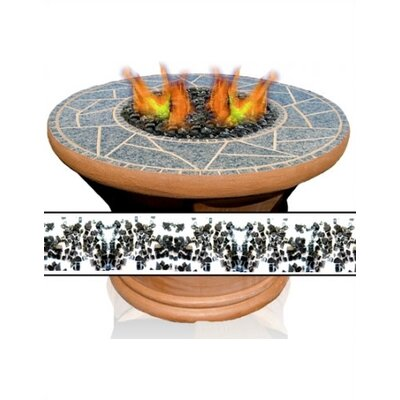 Masagril Fire Pit Glass - Color: Black Crystal at Sears.com
