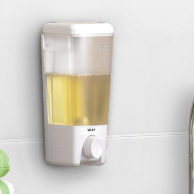 Clear Choice Shower Dispenser Bundle