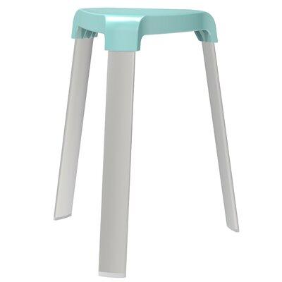 Smart Foot Seat Color: Aqua Blue