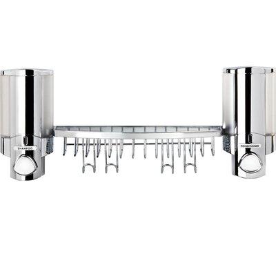Aviva Series Soap And Shower Dispenser Shower Caddy