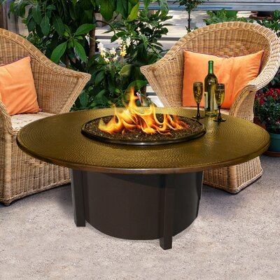 Carmel Propane Fire Pit Table