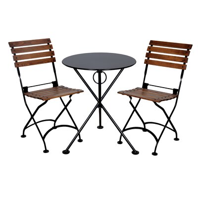 Furniture Designhouse European Caf� Folding Bistro Table at Sears.com