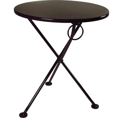 European Caf� 28  3-leg Folding Bistro Table