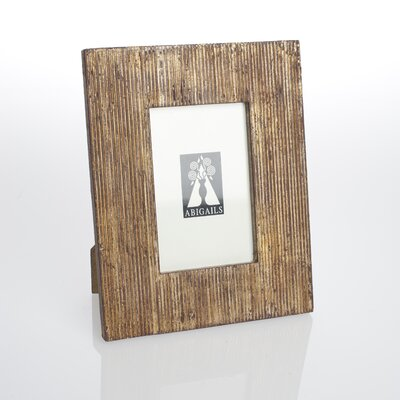 Provence Ridged Patina Picture Frame