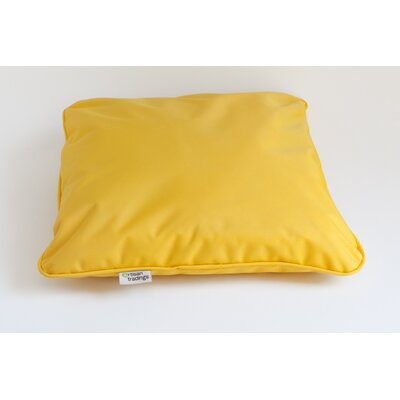 Outdoor Pillow Cover Color: Yellow