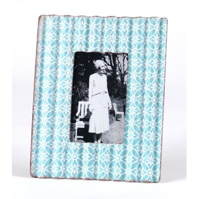 4 x 6 Metal Picture Frame 69-2786