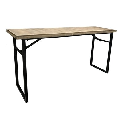 Calie Rectangle Console Table