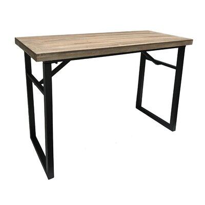 Calie Wood Veneer Console Table