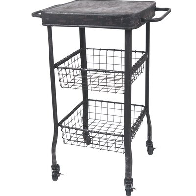 WILCO Metal 2 Drawer Rolling Cart at Sears.com