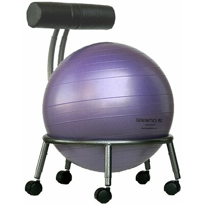Isokinetics Fitness Ball Chair - Color: Purple at Sears.com