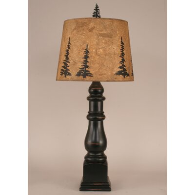 """Rustic Living Country Squire 34"""" Table Lamp"""