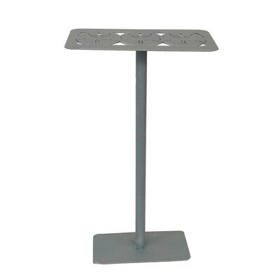 Iorio 3 Sand Dollar Top Rectangle End Table