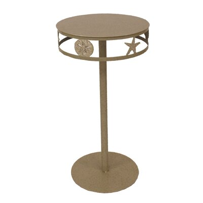 Multi-Shell Band End Table