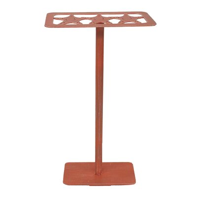 Iolanthe 3 Starfish Top Rectangle End Table