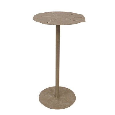 Sand Dollar Top End Table