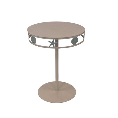 Imhoff Multi Shell Band End Table
