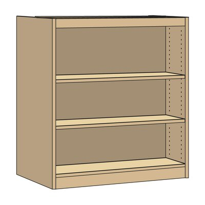 Double-Faced Starter Library 42 Bookcase Product Picture 81