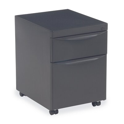 Plateau Series 3-Drawer Mobile Pedestal Unit PDM1519BFS