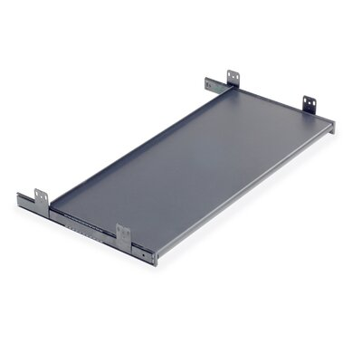 27 W Desk Keyboard Tray