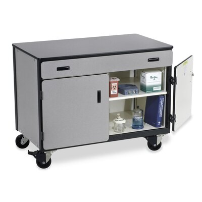 1 Drawer 36 Mobile Cabinet Product Image 1153