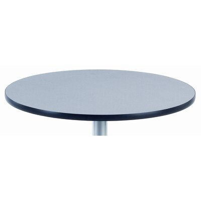 36 Round Gathering Table Top Color: Grey Nebula