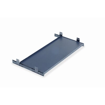 12 W Desk Keyboard Tray Size: 27 Length
