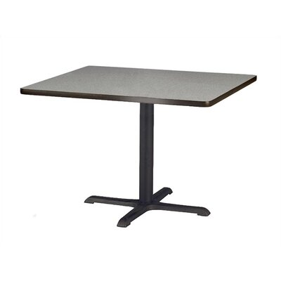 668 Series Cross-Shaped Cast Iron Table Base (33 x 33 x 42) Product Image 5513