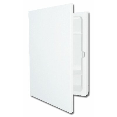 Hide Away 16.5 x 22.5 Surface Mount Medicine Cabinet
