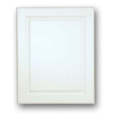 Raised Panel 16 x 26 Recessed Medicine Cabinet