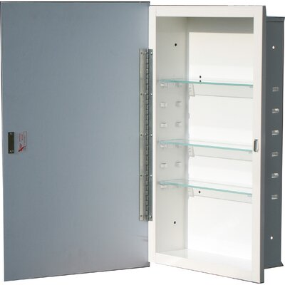 Woodfield 16.25 x 26.25 Recessed Medicine Cabinet