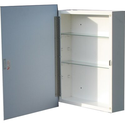 Oxford 16.5 x 30.5 Surface Mount Medicine Cabinet
