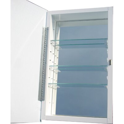 Oxford 16.5 x 30.5 Recessed Medicine Cabinet