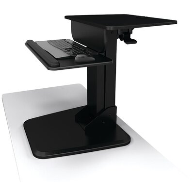 Sit-to-Stand Height Adjustable Universal Keyboard Tray/Arm