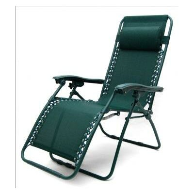 Wasatch Imports Deluxe Zero Gravity Ergonomic Recliner - Color: Green at Sears.com