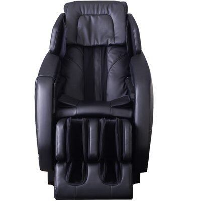Evoke Zero Gravity Massage Chair Color: Black