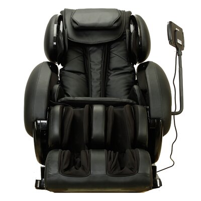 Infinity IT-8500-CB Heated Massage Chair Color: Black
