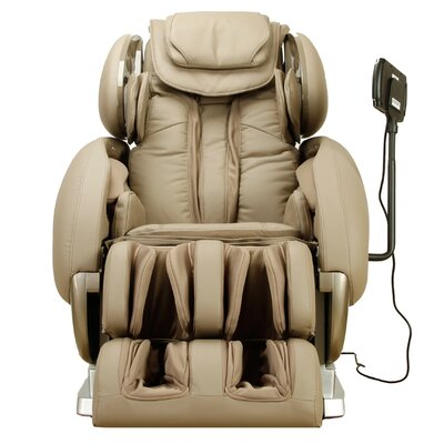 Infinity IT-8500-CB Heated Massage Chair Color: Taupe