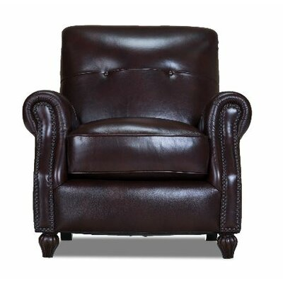 Benjamin Club Chair Upholstery: Naples Chestnut