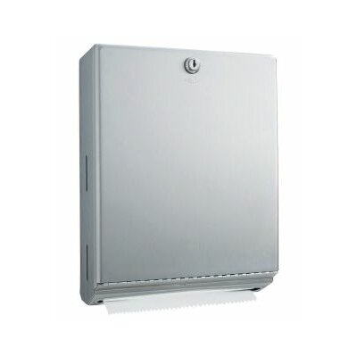 14 H x 10.75 W Surface-Mounted Paper Towel Dispenser